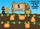 Literacy (Alphabet) Math (Numbers to 20) Boom Cards Bundle Fall Pumpkins
