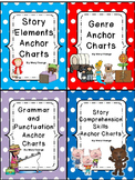 Literacy Anchor Charts Bundle