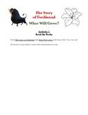 Literacy Bag (Ferdinand the Bull)