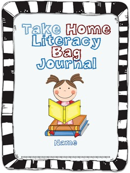 Literacy Bag Yearly Journal