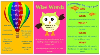 Literacy Banners