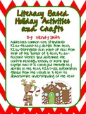 Literacy Based Holiday Activities and Crafts