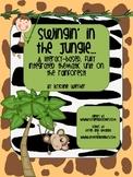 Literacy Based Rainforest Unit ~ Swingin' in the Jungle