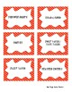 Literacy Bin Labels