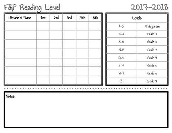 Literacy Binder Bundle