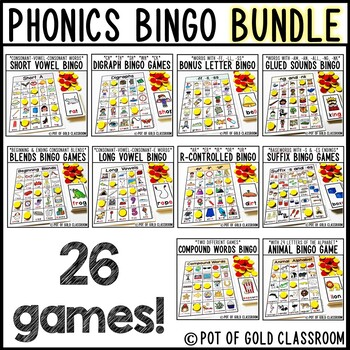 Literacy Bingo