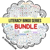 Literacy Bingo {BUNDLE}