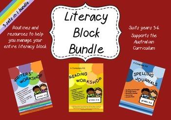 Literacy Block Bundle