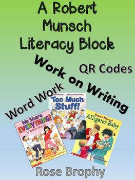 Literacy Block with Robert Munsch