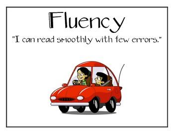 Literacy Board Signs