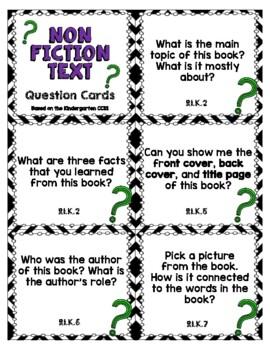 Literacy / Book Bag Materials - Kindergarten & First Grade - CCSS Alligned