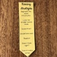 Literacy Bookmarks
