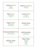 Literacy Box Labels