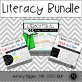 Literacy Lables Bundle