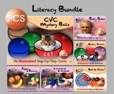 Literacy Bundle - Animated Step-by-Steps® - PCS