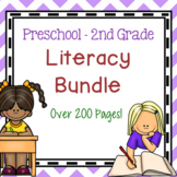 Literacy Bundle - BONUS Sight Words Pack