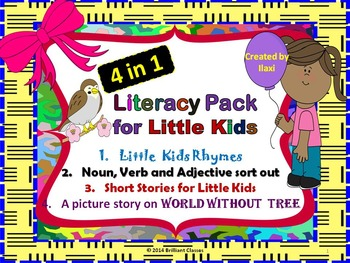 Literacy Bundle - Buy and Save!!!