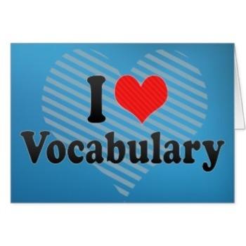 Literacy By Design Vocabulary Unit Theme 1