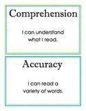 Literacy CAFE Menu Descriptions