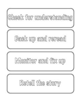 Literacy CAFE Menu Strategies