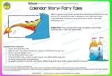 Literacy Calendar Routine - Fairy Tales