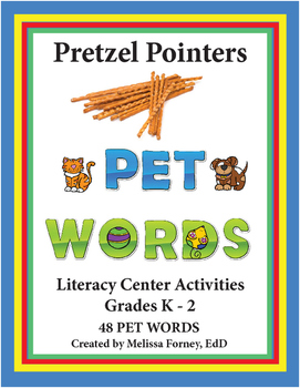 Literacy Center Activities Grades K - 2