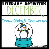 Literacy Center Activities for December
