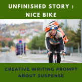 Story Starter Creative Writing Prompt: A Nice Bike