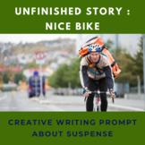 Literacy Center Activity A Nice Bike Unfinished Story