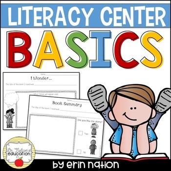 Literacy Center Basics