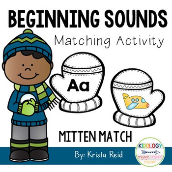 Alphabet / Letters / Letter Sounds / Initial Sounds