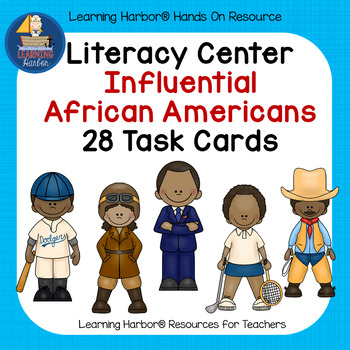 Literacy Center Black History Month Influential African Americans