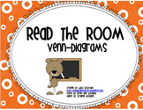 Literacy Center Challenge Activity - Venn Diagram Read the Room
