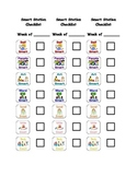 Literacy Center Checklist