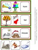 Literacy Center - Christmas Multiple Meaning Words