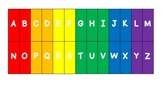 Literacy Center- Clothespin Match
