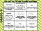 Literacy Center: Higher Level Comprehension Questions with QR Codes