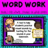 Literacy Center | Word Hunts for Vowel Sounds #loveliteracy