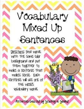 Literacy Center Mega Pack #5 (30 Centers!)
