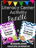 Literacy Center Mega Pack Bundle