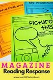 Reading Response - Listening Center, Magazines, Non- Fiction