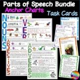 Parts of Speech BUNDLE Language Activities