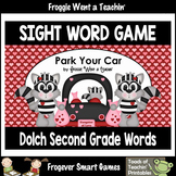 Valentine's Day--Park Your Car Sight Word Game Second Grade Dolch Words
