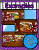 Literacy Center ~ Pizza CVC Sorting