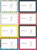 Literacy Center, Pocket Chart Labels & Center Labels