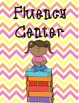 Literacy Center Posters FREEBIE