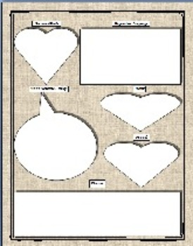 Literacy Center Printables: 60 Reading and Writing Response Templates