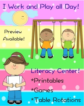 Literacy Packet! (Preview Available)
