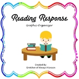 Reading Skills Graphic Organizer for Centers