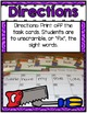 Literacy Center ~ Sight Word Fixing